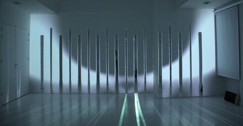 Photo : exposition Art et Lumière Reflexion augmentée de A Site Saint-Sauveur Terres de Montaigu
