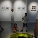 Photo : visite guidée exposition Alice au Site Saint-Sauveur Terres de Montaigu