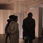 Photo : visite guidée exposition d'Art et Lumière au Site Saint-Sauveur sur Terres de Montaigu
