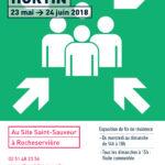 Flyer : Carl Hurtin au Site Saint-Sauveur - Terres de Montaigu