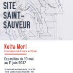 Flyer : Keita Mori au Site Saint-Sauveur - Terres de Montaigu