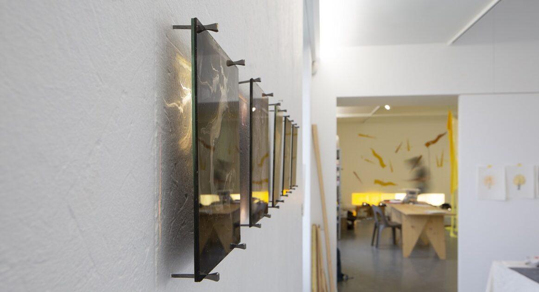 Exposition de fin de résidence Marion Flament