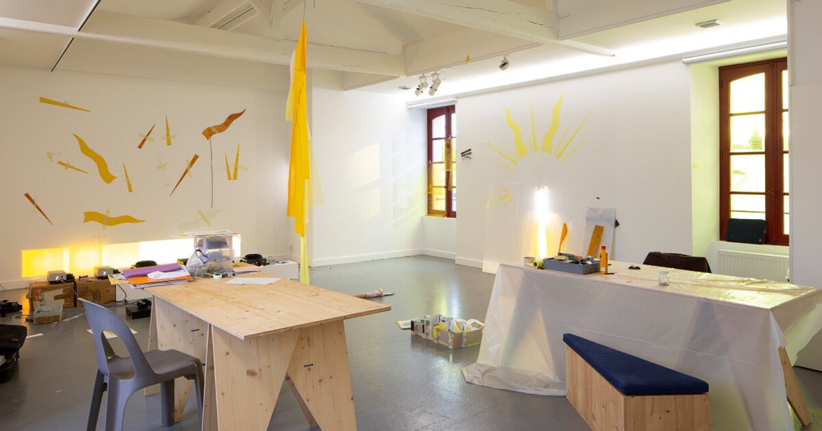 Photo d'illustration : résidence artistique