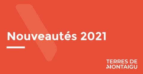 Image : Nouveautés 2021 - Site Saint-Sauveur